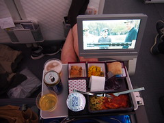 Flying Qatar Airways is one of the best air experiences you can have, everything is included.