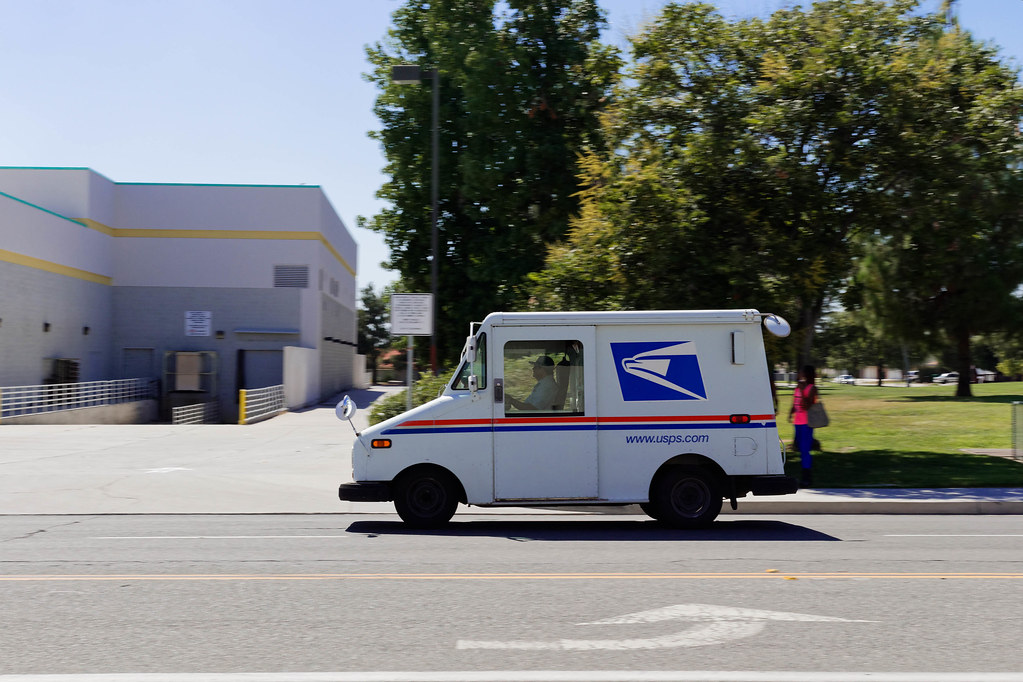 The World's most recently posted photos of mailtruck and