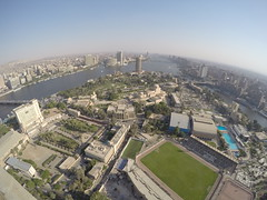 View from Cairo Tower!