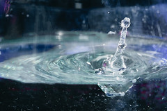 frozen abyss (phant0mv87) Tags: macro water canon drop 100mm droplet mk2 usm 580ex 10028 467 yongnuo 5d2