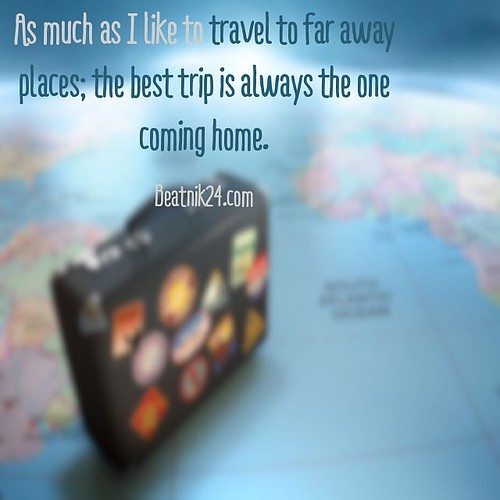 #travel #home