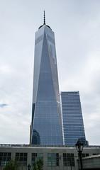 Freedom Tower (jerryneutron) Tags: city nyc trip travel vacation usa newyork building skyline architecture skyscraper photography photo nikon unitedstates photos freedomtower d5300