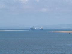 MV Arrow (divnic) Tags: uk sea england ferry boat seaside ship vessel lancashire arrow roro fleetwood irishsea lancs seatruck roroferry freightferry ropaxferry rorofreightferry seatruckferries 9119414 imo9119414