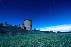 Torre de la bruixa (Rudron) Tags: night star long exposure trails mussara circumpolar
