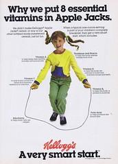 Kellogg's 1979 (Runabout63) Tags: apple advert jacks kelloggs