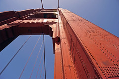 Golden Gate Bridge - South Tower - 2016 (tonopah06) Tags: sanfrancisco california ca goldengatebridge sanfranciscobay ftpoint ggb 2016 southtower