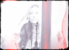 50 and Still Fabulous (shawnstraughan13) Tags: selfportrait nikon photography surreal creative emotion blackandwhite crossprocessed creepy francescawoodman art artistic girl fade digital