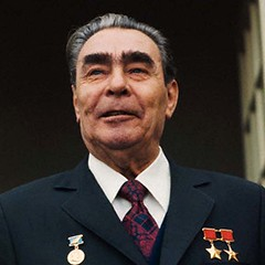 42-20377451 (ngao5) Tags: portrait people male men history one european adult politics communist soviet prominentpersons politician government leader russian premier oneperson marxist headandshoulders senioradult seniorman easterneuropean headofstate leonidbrezhnev governmentofficial politicalleader caucasianethnicity easterneuropeandescent