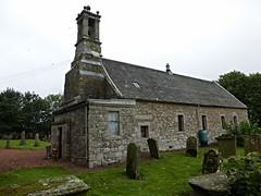 Pettinain Kirk (Wider World) Tags: scotland lanarkshire pettinain church churchofscotland covenanter belltower steeple graveyard funeral
