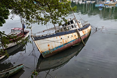 The Andvari (Steve-T201) Tags: boat theandvari penryn cornwall