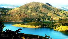 Paisagem (Sophie Carrire) Tags: gua montanha azul verde paisagem rio