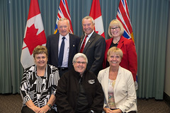 Meeting with Grand Forks (BC Gov Photos) Tags: bcgovernment bcubcm britishcolumbia grandforks ubcm2016 victoria victoriaconventioncentre community economy localgovernment municipalities services