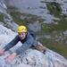 """Luftige Kletterei über 80m """"Freiheit"""""""