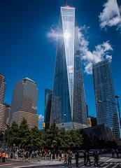 2016 - New York City - One World