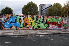 Charis ODC (Alex Ellison) Tags: charis odc eastlondon urban graffiti graff boobs