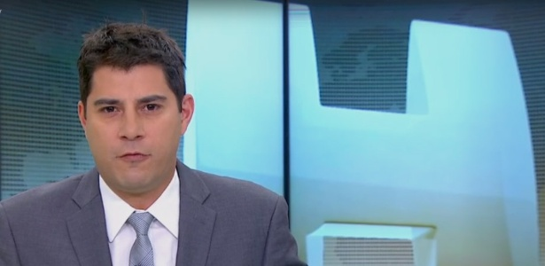 """Evaristo Costa critica palhaços sinistros: """"É falta de ter o que fazer"""""""