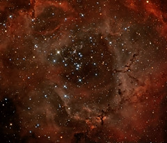 NGC2244 - The Rosette Nebula's Core - Reprocessed (JRG Astroimages) Tags: ngc astrophotography lee opencluster gibbs nebulae monoceros ngc2244 astroimaging rosettenebula astrometrydotnet:status=solved caldwell50 astrometrydotnet:id=nova1381441