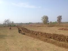 Destoning Paravitiby's land