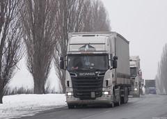 Scania R500 V8 'Trans-Logistic' (ua)