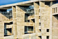 Campus UTEC Grafton architects (Miradortigre) Tags: trip travel peru architecture campus arquitectura lima アーキテクチャ 現代建築 秘魯 架構 當代建築 marianomantel