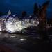 THE BIG FISH NEAR THE LAGAN WEIR IN BELFAST [BY JOHN KINDNESS] REF-104725