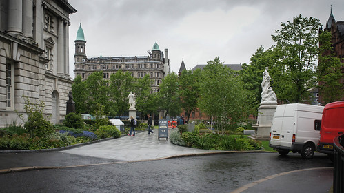 A VISIT TO BELFAST CITY HALL [ MAY 2015] -104749