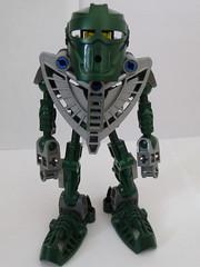 A Le-Matoran (Copnfl) Tags: lego bionicle moc lematoran