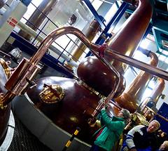 photo - Stillhouse, Deanston Distillery (Jassy-50) Tags: uk greatbritain scotland photo highlands still moi squareformat whisky scotch distillery doune stillhouse singlemaltscotch scotchwhisky deanston deanstondistillery