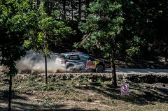 WRC Vodafone Rally de Portugal 2015 (Tiago S. Rodrigues) Tags: world portugal car k championship pentax rally racing dirt sp wrc 1750 vodafone 50 tamron rallye k50 tamronlenses