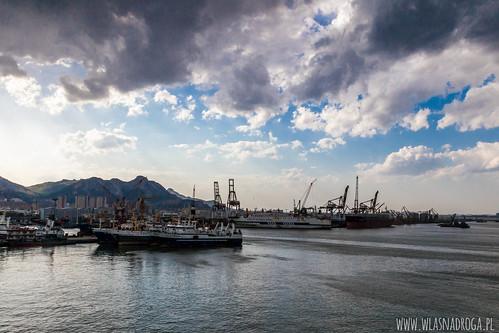 Port w Shidao