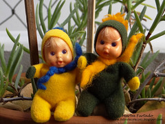 Fofoletes Trol - 1970/80 (~Marba~Furtado~) Tags: vintage cores toy colorful doll boneca brinquedos fofolete trol bonequinha beandoll olhodevidro dollcollector toycollector matchboxdoll beandolls
