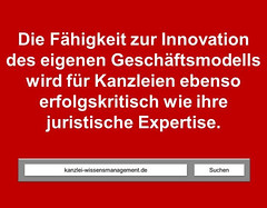 Innovationen in Kanzleien (ralfgrandt) Tags: web20 dashboard innovation juristen rechtsanwlte steuerberater wissensmanagement rechtsberatung steuerberatung bigdata kanzleien kanzleistrategie