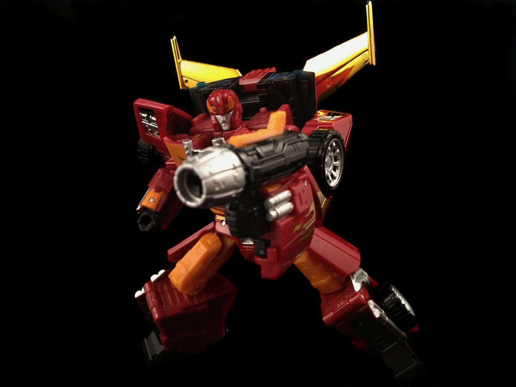 The Worlds Best Photos Of Fansproject And Rodimus Flickr