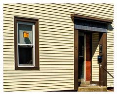 17 (Timothy Valentine) Tags: window mailbox wednesday us unitedstates massachusetts large birdhouse doorway 0516 2016 eastbridgewater