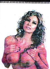 esperanza gomez (Tenazadrine Boy) Tags: sexy star sketch big tits boobs porno porn huge draw brunette pornstar dibujo tetas estrella gomez esperanza morena morocha senos brunnette bigtitts emptyboy