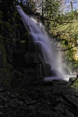 (rachele2595) Tags: longexposure nature outdoors waterfall exploring yorkshire cascade yorkshiredales slowshutterspeed wensleydale harmby harmbywaterfall samsungnx1000