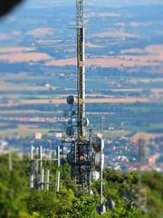 Ancona, Marche, Italy - Monte Conero - Antennas by Gianni Del Bufalo  CC BY-NC-SA (bygdb - Gianni Del Bufalo (CC BY-NC-SA)) Tags: antenne antennas ponteradio radiolink funkverbindung monteconeroancona
