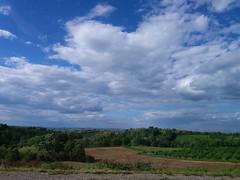 Serbia (Jelena1) Tags: road sky cloud naturaleza primavera nature field clouds spring carretera serbia natur himmel wolken bluesky ciel cielo nubes campo nuages priroda ontheroad printemps put champ acker vr vg ker srbija oblak nebo moln prolece oblaci strase njiva naputu
