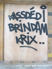 SEIZE (Brin d'Amour) Tags: streetart malakoff 92 seize ddicace brindamour larserve chrixcel legrand8