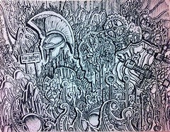 Cool abstract drawing (nikita_grabovskiy) Tags: pictures abstract color art colors tattoo modern pen pencil creativity design sketch cool artwork paint artist pattern arte image artistic drawing contemporary patterns paintings arts creative picture drawings mandala images dessin tattoos peinture doodle artists painter doodles create draw crayon sketches dibujo couleur pintura artworks doodling artista tatuaje paining artiste mandalas tatouage lpiz                zentangle zentangles