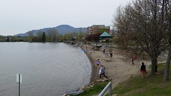 La Plage Du Parc De La Baie-De-Magog. 2016-05-21 17:06.48 (Sandbanks Pro) Tags: park city gay mountain lake holiday canada tree beach nature water montagne eau quebec magog lac paysage arbre plage parc ville vacance montorford gai touristique lacmemphrmagog