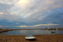 Apulien (andreasdietrich477) Tags: italien sea sky italy sun beach strand landscape eos meer wasser mare view outdoor himmel aussicht ufer landschaft sonne kste apulia peschici apulien 550d weichgezeichnet mittlerequalitt mittlerequalitt