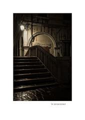 la serenissima (www.charlottegilliatt.com) Tags: venice wet rain night reflections january