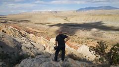 Waterpocket Fold in Capitol Reef NP - Utah
