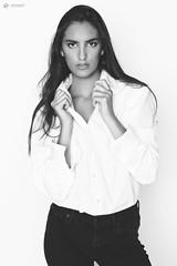 Danielle - White Shirt-4 web (MiamiSamPhotos) Tags: daniellesophie glamour miami miamiphotocoop portrait samhendersonphotography samhendersonphotographymiamiflorida wynwood