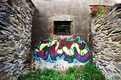Graffiti (Jules Marco) Tags: canon graffiti austria sterreich graff niedersterreich waldviertel weitwinkel wideanglelens eggenburg loweraustria woodquarter wieshof sigma1020mmf35exdchsm eos600d