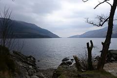 Bonny Banks o' Loch Lomond (hannahmcal) Tags: scotland highlands loch lomond landscape luss