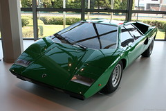 Lamborghini Countach LP400 (Clment Tainturier) Tags: motors valley museo lamborghini santagata bolognese countach lp400