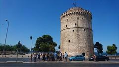 Thessaloniki, Greece (skumroffe) Tags: whitetower vitatornet tower torn turm torre tour thessaloniki greece grekland ellada hellas greekmacedonia macedonia mellerstamakedonien makedonien