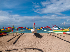_0033454 (Two people two cameras) Tags: indonesia bali asia travel photography photo nature sanur beach boats colorful water sea seaside clouds blue sand summer